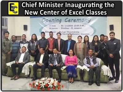 IIT Classes Opening