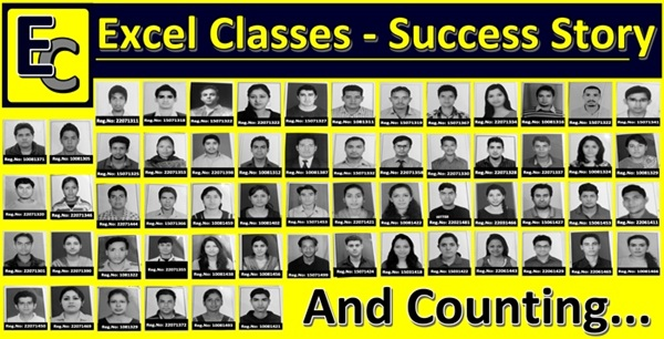 about excel iit jee coaching classes