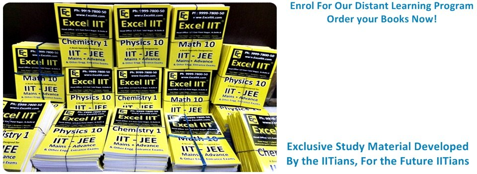 IIT JEE Study Material