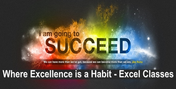 We Believe in working for Success